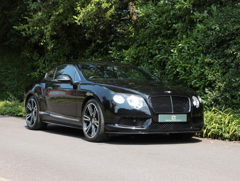 Bentley Continental GT V8 Mulliner Driving Specification 2013 (13)