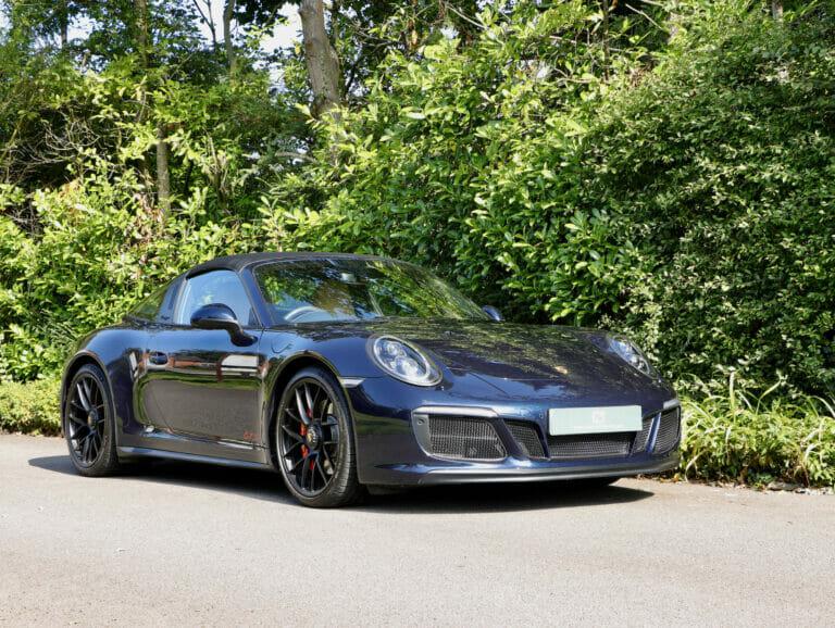 Porsche 911 (991) Carrera 4 GTS Targa 2018 (68)